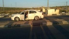 شهيدان من المخابرات العامة برصاص قوات الاحتلال على حاجز زعترة جنوب نابلس
