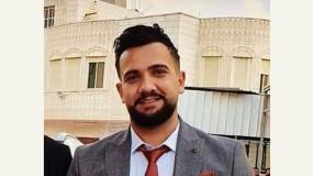 """استشهاد الشاب """"حسين الطيطي"""" برصاص قوات الاحتلال في الخليل"""