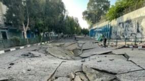 """قناة عبرية: حماس منعت خبراء """"الأونروا"""" من فحص نفق يمر تحت مدرسة في غزة"""