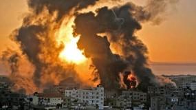 البيت الأبيض يتحدث عن جهود التهدئة وسط استمرار قصف الاحتلال بغزة