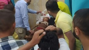 محدث  الصحة: استشهاد 103 شهداء بينهم 27 طفلاً و11 سيدة و580 إصابة بجروح مختلفة في غزة وعدوان الاحتلال مستمر