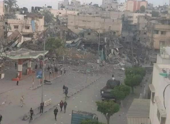 ارتفاع عدد الشهداء إلـى 120 بينهـم 27 طفلًا و11 سيدة و 600 إصابة في غزة والعدوان مستمر