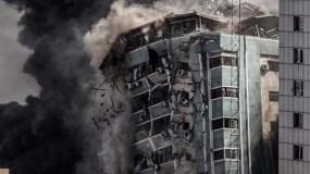 هيومن رايتس ووتش: غارات إسرائيل على غزة خلال الحرب الأخيرة قد ترقى إلى جرائم حرب