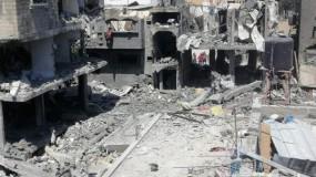 د. أبو هولي يطالب مفوض عام الأونروا بالتحرك العاجل لتلبية احتياجات اللاجئين الطارئة التي خلفتها الحرب الاسرائيلية على قطاع غزة