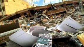 (أونروا): عدم توفر المواد الخام يعيق البدء بإعادة الإعمار في غزة