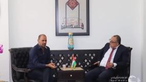 أبو سيف: نؤكد على أهمية حماية الموسيقى الفلسطينية وسن قانون يحميها