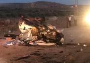 ثلاث وفيات بحادث سير مروع بين مركبة فلسطينية وأخرى إسرائيلية قرب نابلس