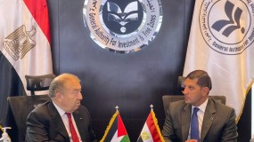 اتفاق فلسطيني مصري على آليات لتطوير التعاون الاقتصادي والتجاري