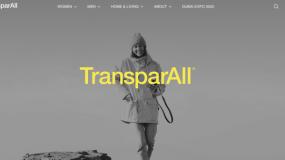 مفهوم التجزئة المستدام TransparAll تطلق منصتها الخاصة للتجارة الإلكترونية