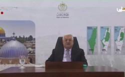 في خطاب هام..الرئيس عباس يمنح إسرائيل عامًا لإنهاء الاحتلال قبل الذهاب إلى خيارات أخرى!