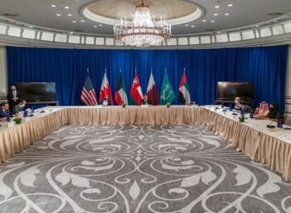 بلينكن يجتمع بوزراء خارجية الخليج في نيويورك: ناقشنا ملفات إيران واليمن وأفغانستان