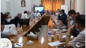 المطالبة بإجراء حوار وطني ومجتمعي لتنظيم انتخابات متزامنة للمجالس المحلية في فلسطين
