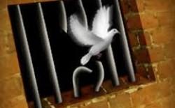 نادي الأسير: الاحتلال يعزل خمسة أسرى إداريين بسجن (الرملة) بظروف قاسية