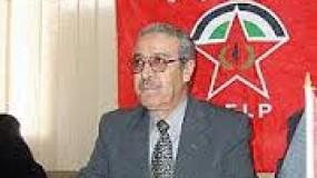 خالد : يدعو  للبدء بتطبيق قرارات الاجماع الوطني  بفك الارتباط مع دولة الاحتلال