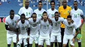 المنتخب السعودي سيواجه فلسطين بتصفيات كأس العالم في رام الله