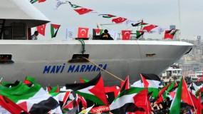 الإخوان: دماء شهداء سفينة مرمرة تبقى لعنة على القتلة