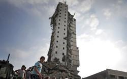 مسلم يحدد مطالبته للوكالة بسرعة تعويض أصحاب المنازل المتضررة