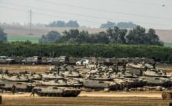إعلام عبري: الجيش الإسرائيلي يستعد لعملية عسكرية واسعة النطاق في غزة