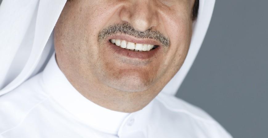 جمال ماجد بن ثنية، رئيس مجلس إدارة دبي التجارية