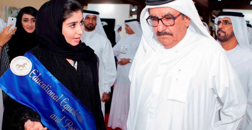 سمو الشيخ حمدان بن راشد آل مكتوم