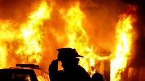الثاني خلال يوم.. اندلاع حريق في منزل بمنطقة السدرة شرق مدينة غزة