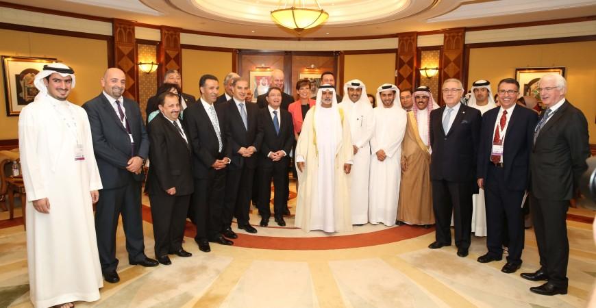 اجتماع وزراء السياحة على هامش سوق السفر العربي
