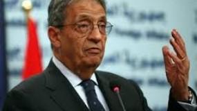 عمرو موسى: مصر ردت بعنف على ضم سيناء لـ(صفقة القرن)