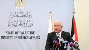 المالكي: القيادة لن تلتقي أي مسؤول إسرائيلي قبل إلغاء قرار الضم