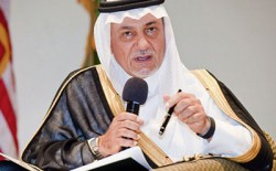 """تركي الفيصل: إصلاح البيت الداخلي للفلسطينيين أساس لحل قضيتهم.. وقرار الإمارات """"سيادي"""""""