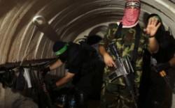 استشهاد أحد عناصر كتائب القسام في انهيار نفق شمال قطاع غزة