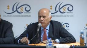الرجوب: مؤتمر البحرين مثير للريبة ويتعارض مع الموقف العربي