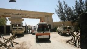 سفارة دولة  فلسطين بمصر : وصول جثمان المحامي القدير فؤاد شنيورة معبر رفح البري