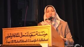 حمد: يجب إقرار قانون حماية الأسرة من العنف