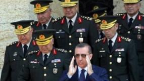 بحضور رئيس المخابرات..أردوغان يستقبل هنيـة في قصر وحيد الدين بإسطنبول