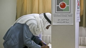 الرئيس عباس يُصدر قراراً بقانون بتعديل قانون الانتخابات العامة