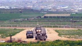 جيش الاحتلال الإسرائيلي يجري تعديلات واسعة على طبيعة الحدود وخطة واسعة لمهاجمة غزة