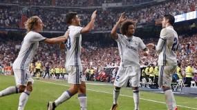 """الملكي """"ريال مدريد"""" يكسر سلسلة التعادلات بثلاثية ضد خيتافي"""