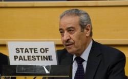 """تيسير خالد: """"وقف العنف"""" لغة غريبة في وصف جرائم الحرب الاسرائيلية"""