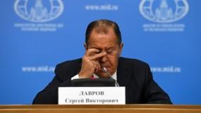 """لافروف: أمريكا تراجعت عن مبدأ """"الأرض مقابل السلام"""" وطريق """"صفقة ترامب"""" مسدود دون حل الدولتين"""