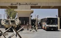 داخلية غزة تُصدر إعلاناً مهماً بخصوص تسليم أمتعة العائدين عبر (معبر رفح)