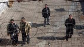 (8) أسرى يواصلون معركة الإضراب عن الطعام داخل سجون الاحتلال