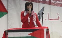 الاحتلال الإسرائيلي يحكم على النائب خالدة جرار بالسجن عامين