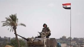 الداخلية المصرية :مقتل مجموعة إرهابية بشمال سيناء