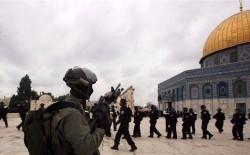 الرئاسة: على المجتمع الدولي التحرك لوقف العدوان الإسرائيلي على الأقصى