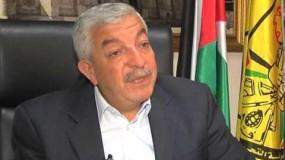 العالول: خطة الضم فرصة للتحلل من كل الإتفاقيات ومؤتمر صحفي مشترك مع حركة حماس يوم الخميس