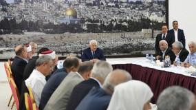 الرئيس عباس: أخذنا ملياراً ونصف مليار شيكل من إسرائيل وسنعيد مناقشة اتفاق باريس و مصرون على إجراء انتخابات فلسطينية موحدة