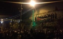 القدس: 6 إصابات شابين خلال المواجهات مع قوات الاحتلال في منطقة باب العامود
