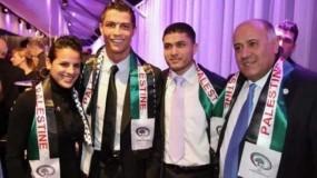 رونالدو يتبرع لإفطار الصائمين في غزة