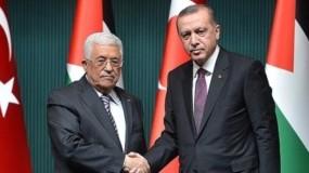اتصال هاتفي بين الرئيسين عباس وأردوغان بشأن اتصالات فتح وحماس و(كورونا)