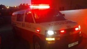 وفاة مواطن وعدة إصابات إثر إطلاق نار في مخيم بلاطة بنابلس